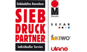 Siebdruck-Partner